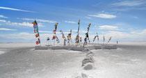 Salzhotel, Salar de Uyuni, Bolivien