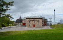 Whisky Distillery Morangie