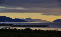 Sortlandsundet, Norwegen