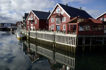 Henningsvaer, Insel Gimsøya, Lofoten