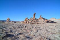 Valle de la Luna, San Pedro da Atacama