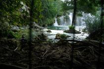 Wasserfälle, Krka NP