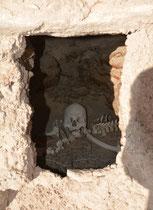 Mumiengräber aus 1200 n.Chr.