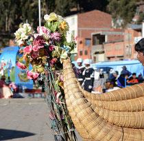 San Pablo de Tiquina, Bolivien