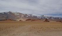 Paso de Sico, 4079m
