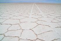 Salar de Uyuni, 3653m, Bolivien