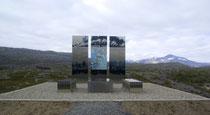 Kriegsdenkmal zum Gedenken an die Schlacht um Narvik