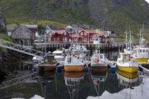 Stø auf der Insel Langøya, Vesterålen