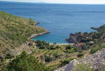 Südküste von Hvar