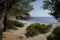 Lubenice, Insel Cres