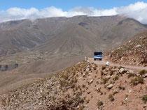 Quebra de Humahuaca, Argentina
