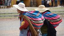 Campesinos, Bolivianische Bauern