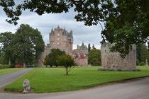 Glamis Castle, Since 1372