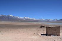 Grenzgebiet Chile - Bolivien