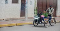 am Weg nach Cuzco, Peru