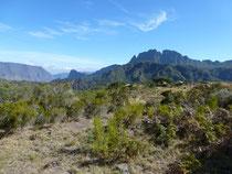 Weg zum Col de Taibit
