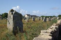 Menhirfeld von Kerzeroh