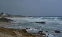 Strand bei le Pouliguen