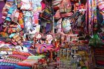 Markt in Cuzco, Peru