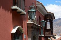 Calle Jaén, La Paz