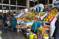 Markt in Cuzco