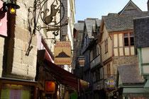 Le Mont-St-Michel