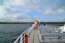 Fährschiff zu den Orkney Islands