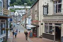 Lynton and Lynmouth, Exmoor NP, GB