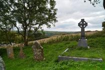 Countisbury, Exmoor NP, GB