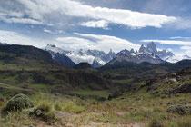 Los Glaciares NP