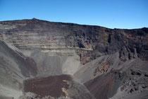 Krater Dolomieu, Piton de la Fournaise