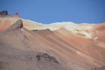Grenzgebirge Chile - Bolivien