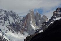 Cerro Torre 3102m, Los Glaciares NP