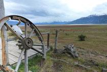 Lago Roca, Glaciar Perito Moreno
