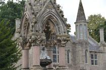 Glamis Castle, Region Angus