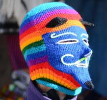 Bolivianischer Sonnenschutz