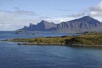 Insel Lakstadøya, Lofoten