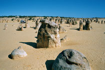 Pinnacles, Nambug N.P