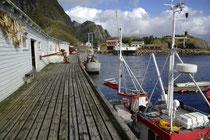 Hamnø, Lofoten