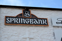 Whiskey Distillery Springbank, Campbeltown