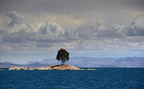 Lago Titicaca, 3810m