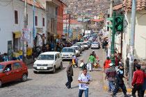 Cuzco 3500 müM, Peru