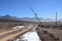 Grenzübergang nach Bolivien