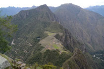 Blick vom Wayna Picchu