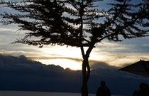 Copacabana, Cerro Calvario, Bolivien