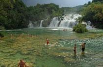 Wasserfälle_Krka NP