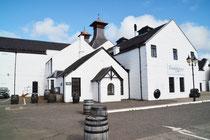 Whiskey Distillery Dalwhinnie