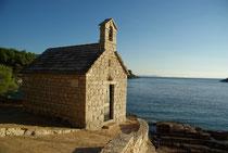 Sv Josip Kapelle bei Milna, Insel Brac