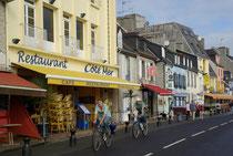 Camaret-sur-Mer, Halbinsel Presqu'ile de Crocon