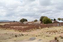 mit der Ferrocarril del Sud nach Cuzco, Peru